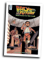 Back to the Future Time Train # 5 (IDW Comics 2017)