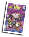 Infinity Countdown #  2 of 5 (Marvel Comics 2018) Ron Lim Variant cover