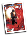 Black Bolt # 12 (Marvel Comics 2018)