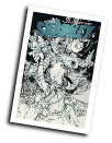 Sharkey The Bounty Hunter #  3 (Image Comics 2019) Sketch Cover