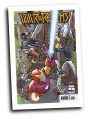 War Of The Realms #  2 of 6 (Marvel Comics 2019) Lopez International Variant