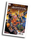 Asgardians Of The Galaxy #  8 (Marvel Comics 2019)