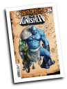 War Of The Realms: Punisher #  1 of 3 (Marvel Comics 2019) Camuncoli Connecting Variant