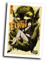 Elvira: The Shape Of Elvira #  4 of 4 (Dynamite Comics 2019)