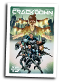 Crackdown #  3 (Dynamite Comics 2019)