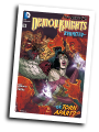 Demon Knights # 18 (DC Comics 2013)