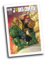 Judge Dredd Year One # 1 (IDW Comics 2013)