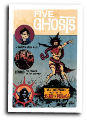Five Ghosts # 11 (Image Comics 2014)