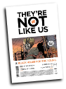 They're Not Like Us #  2 (Image Comics 2015)