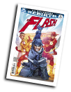 Flash # 18 (DC Comics 2017) Howard Porter Variant Cover