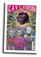 Cave Carson has a Cybernetic Eye #  6 (DC Comics 2017)