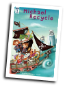 Michael Recycle # 1 (IDW Comics 2017)