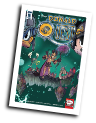 Donald Quest # 5 of 5 (IDW Comics 2017)