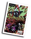 Inhumans Prime #  1 (Marvel Comics 2017) Ryan Stegman Venomized Variant