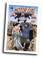 Motor Girl #  4 of 10 (Abstract Studios 2017)