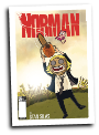 Norman: The First Slash # 4 (Titan Comics 2017)