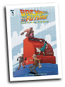 Back to the Future Time Train # 4 (IDW Comics 2017)