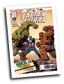 Captain America # 699 (Marvel Comics 2018)