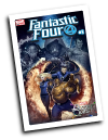 Fantastic Four #  8 (Marvel Comics 2019) Mystery Variant