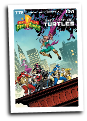 Power Rangers / TMNT #  4 of 5 (Boom Studios/IDW Publishing 2020)