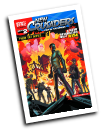 New Crusaders: Rise Of The Heroes # 2 (Archie Comics 2012)