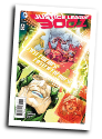 Justice League 3001 #  4 (DC Comics 2014)