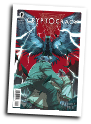 Cryptocracy #  4 (Dark Horse Comics 2016)