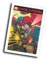 Revolution #  1 of 5 (IDW Publishing 2016)