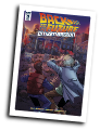 Back to the Future Citizen Brown # 5 of 5 (IDW Comics 2016)