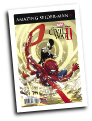 Civil War II: Amazing Spider-Man #  4 (Marvel Comics 2015)