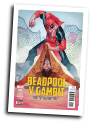 Deadpool vs Gambit # 5 (Marvel Comics 2016)