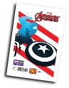 Marvel Universe: Avengers Ultron Revolution #  3 (Marvel Comics 2016)