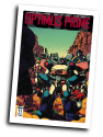 Optimus Prime # 11 (IDW Comics 2017)