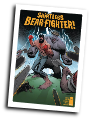Shirtless Bear-Fighter # 4 of 5 (Image Comics 2017)
