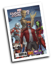 Marvel Universe: Guardians of Galaxy # 22 (Marvel Comics 2017)