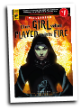 Girl Who Played With Fire #  1 of 2 (Titan Comics 2017)