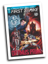 First Strike #  1 (IDW Publishing 2017) Local Comic Shop Day Cover