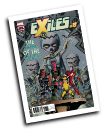 Exiles #  8 (Marvel Comics 2018)