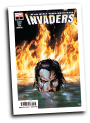 Invaders #  9 (Marvel Comics 2019) Comic Book