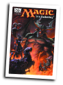 Magic The Gathering: The Spell Thief #  4 (IDW Comics 2012)