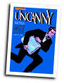 Uncanny, Season One #  3 (Dynamite Comics 2013)