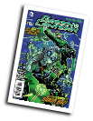 Green Lantern N52 # 34 (DC Comics 2014)