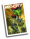 Red City # 3 (Image Comics 2014)