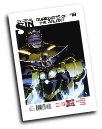 Guardians of the Galaxy volume 3 # 18 (Marvel Comics 2014)