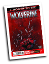 Wolverine, volume 6 # 11  (Marvel Comics 2014)