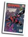Deadpool: Draculas Gauntlet # 5 (Marvel Comics 2014)