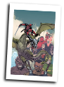 Deadpool: Draculas Gauntlet # 6 (Marvel Comics 2014)