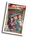 Justice League # 43 (DC Comics 2015) Bombshell Variant Edition