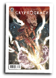 Cryptocracy #  3 (Dark Horse Comics 2016)