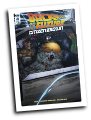 Back to the Future Citizen Brown # 4 of 5 (IDW Comics 2016)